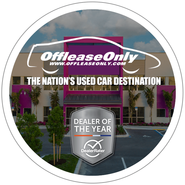 Off Lease Only Used Car Dealer of the Year